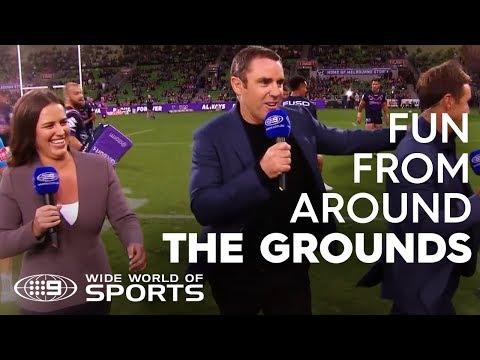 Channel 9 at its best | NRL on Nine
