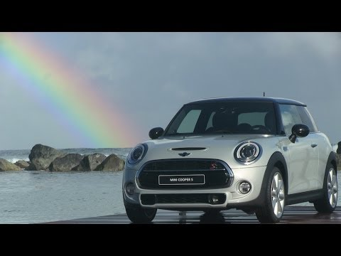 2014 Mini Cooper S 0-60 MPH First Drive & Review