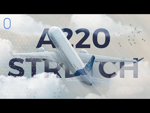 Little Plane Goes Big: The Potential For An Airbus A220 Stretch