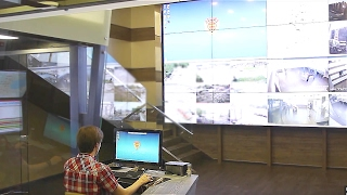 Видеостена в мониторинговом центре «Титан» (Санкт-Петербург)(, 2015-07-29T07:16:30.000Z)