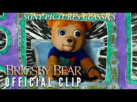BRIGSBY BEAR - Clip - Until Our Next Adventure