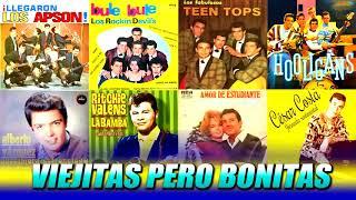 Viejitas Pero Bonitas  Rockin Devils, Los Teen Tops, Hooligans, Los Apson, Cesar Costa