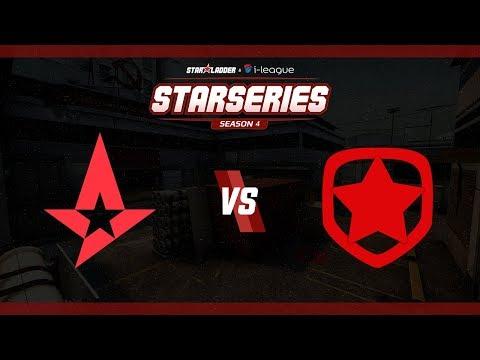 StarSeries i-League S4 - Astralis vs. Gambit (Mapa 1 - Cache) - Narração PT-BR