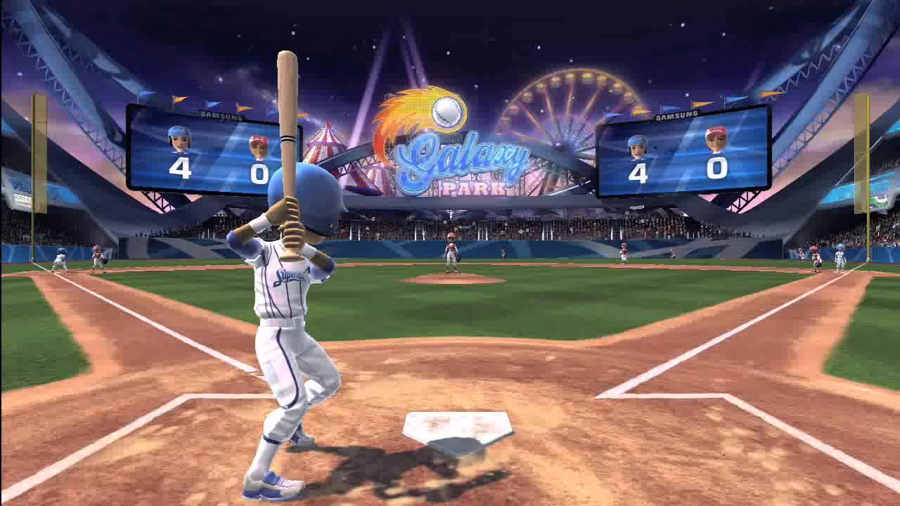 kinect sports season 2 xbox 360 baseball preview official pax