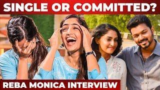 BIGIL Reba Monica John Emotional Interview