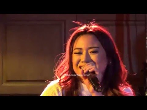 Morissette Amon sings Empire State of Mind at the Coffee Bean for Stages Sessions