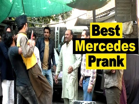 Best Mercedes Prank | Allama Pranks | Lahore TV | Pakistan | India | UK | USA | UAE | KSA