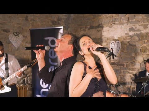 The Covered wedding & party band London, south east, kent, surrey, berks, bucks,