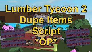 NEW OP SCRIPT! (VENYX FREE!) [NOT PATCHED!] LUMBER TYCOON 2