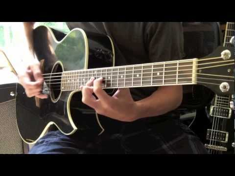 Dragon Roost Island (Wind Waker) Guitar Cover