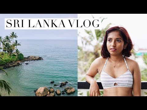 Sri Lanka Vlog | MBFRSL Travel Fashion Show // Magali Vaz