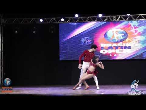 Baila Mundo - Sara Bezerra e Weberton Souza - Campeões (Brasil Latin Open 2017)