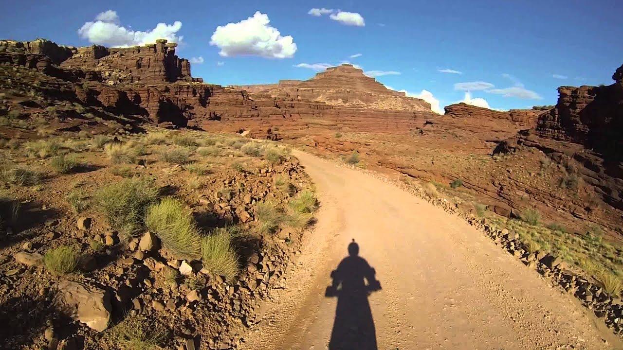 Lockhart Basin, WRT, 3 Step Hideaway - Moab 2017   Adventure