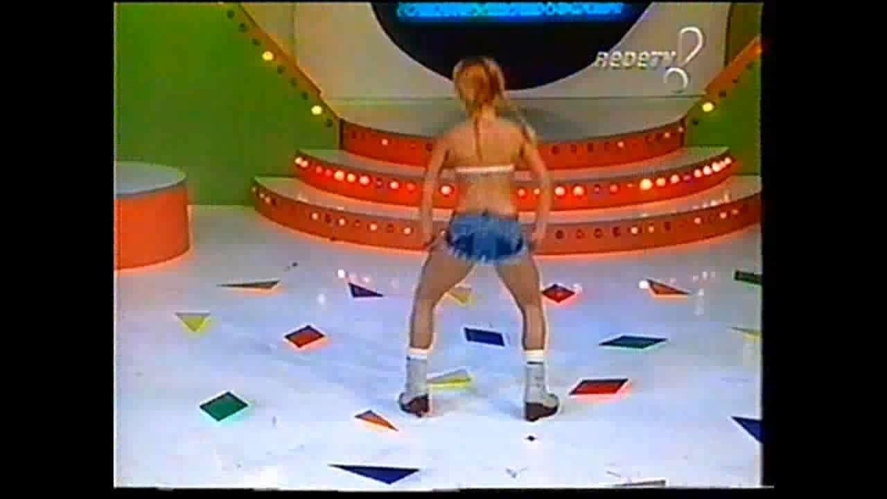 Mix com as Bailarinas do programa do Jacaré - As Andréias / Redetv 2005