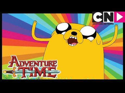 Время приключений | Картные войны | Cartoon Network