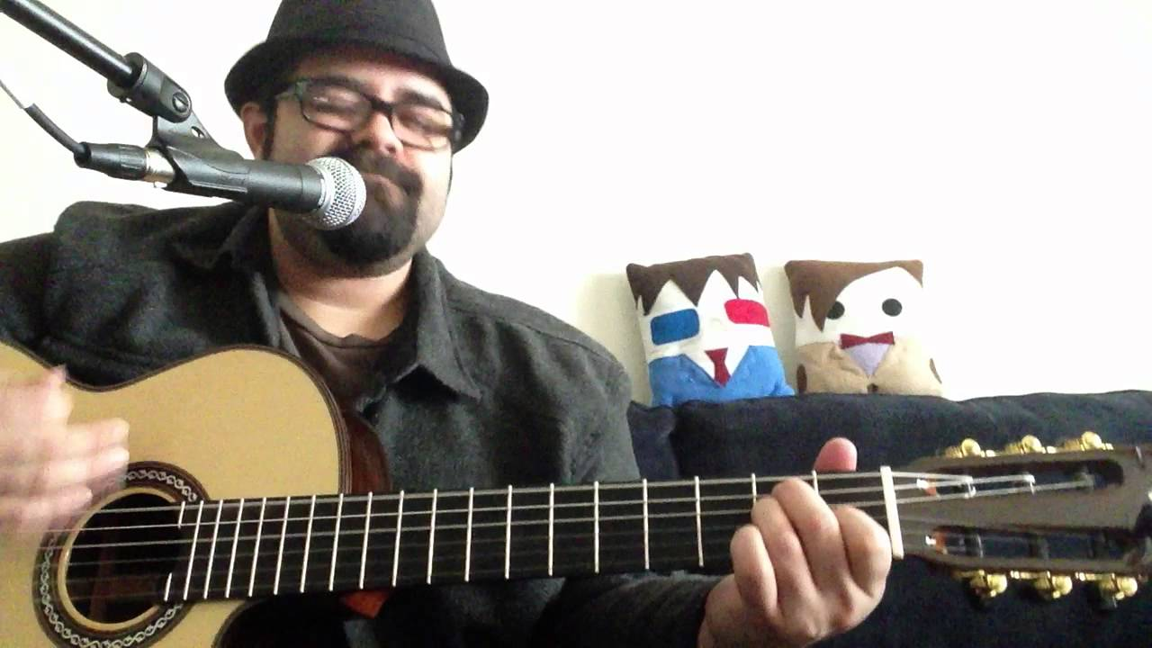 how to play interstate love song on acoustic guitar