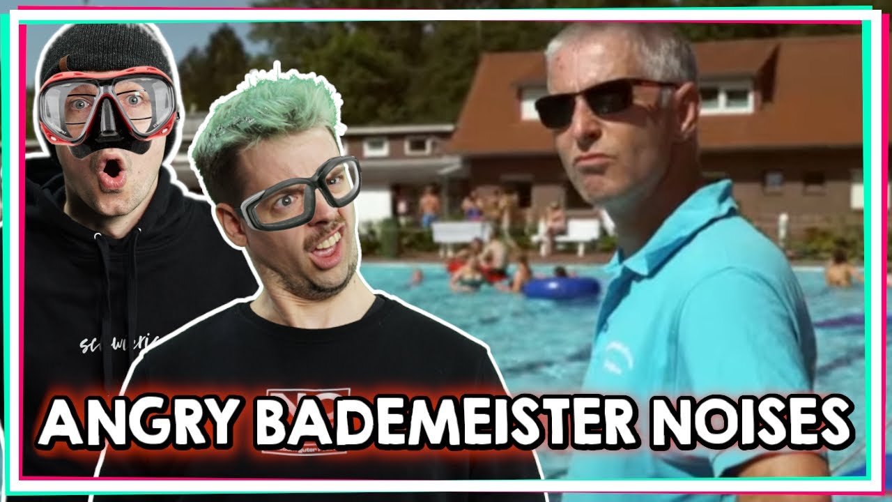 Nackte Haut & nackter Wahnsinn... The Bademeister Lifestyle! | 7 Tage als BADEMEISTER | Reaktion
