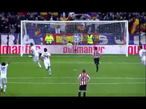 Real Madrid vs Athletic Bilbao 5 - 1  ( 20 / 11 / 2010  - LA LIGA - Goals & Highlights ) HD