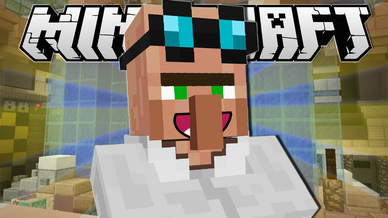 Minecraft | ULTIMATE TEST SUBJECT?! | The Lab Minigame