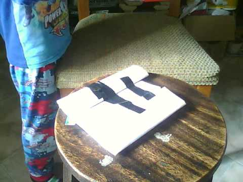 Tutorial para hacer 2 cartuchos de papel.