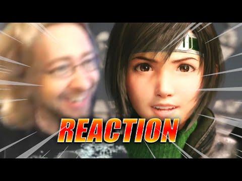 MAX REACTS: YUFFIE! Final Fantasy VII Remake Intergrade, First Soldier Battle Royale, & Ever Crisis