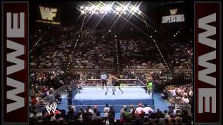 The Bushwhackers vs. Hardcore Holly & Mike Samples: March 30, 1991