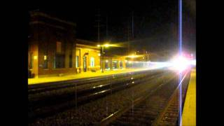 Night Railfanning BNSF