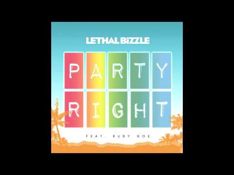 Lethal Bizzle Party Right Ft Ruby Goe Played On Sara Cox Radio 1
