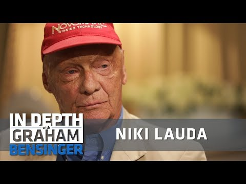 Niki Lauda: I have no friends