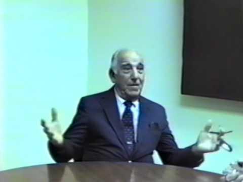 Al Ruffo Oral History (October 1, 1992)