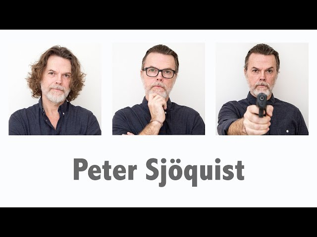 Peter Sjoquist - Showreel (subtitles in Swedish and English)