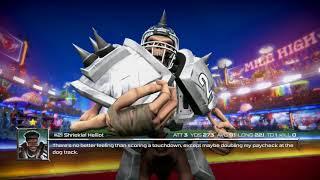 Mutant Football League (Xbox One) Hellboys vs Chronic