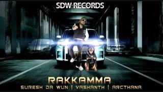 RAKKAMMA - TAMIL RAP KUTHU SONG 2011 -  SURESH DA WUN