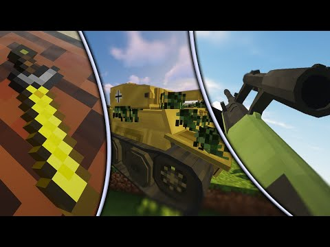 10 Awesome Minecraft Combat Mods