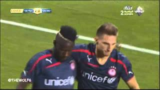 Video Gol Pertandingan Olympiakos Piraeus vs AC Milan