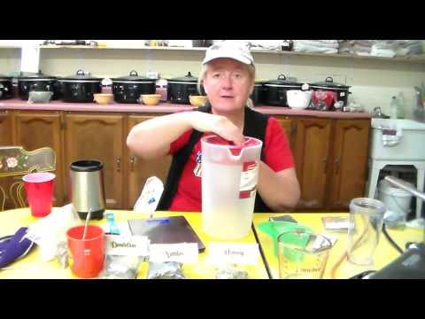 DIY 30 minute Detox Tea Recipe