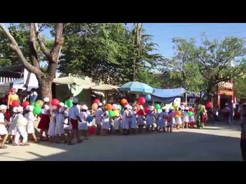 Lễ Khai Giảng 2015 - Trường Tiểu Học Thị Trấn Đức Phổ - phần 1