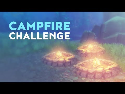 CAN I WIN WITH ONLY CAMPFIRES? (Fortnite Battle Royale)