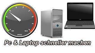 PC / Laptop mit 3 Tricks wieder schneller machen – Windows Rechner besser hochfahren lassen
