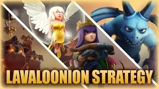 ✔ LavaLoonion Th9 3 Star Guide #WAR STRATEGY ✔ Clash of Clans ♦ Updated Strategy 2017