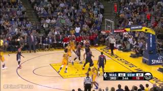 Washington Wizards vs Golden State Warriors - Full Game Highlights | March 29, 2016 | NBA 2015-16