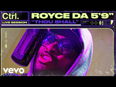 Смотреть клип Royce Da 5'9 - Thou Shall