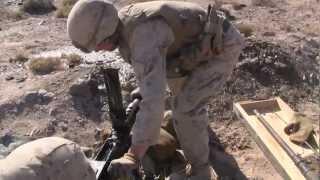 M2 .50 Caliber Machine Gun Firing