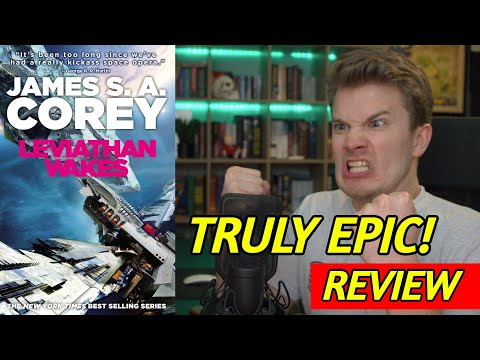 LEVIATHAN WAKES ( THE EXPANSE BOOK 1 ) – Review