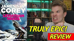 LEVIATHAN WAKES ( THE EXPANSE BOOK 1 ) - Review