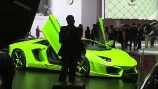 Highlights Automesse Genf 2014