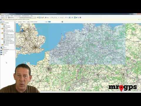 Open Street Map - kaarten voor de Garmin outdoor GPS