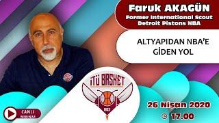 Faruk Akagün (Former Scouter of Detroit Pistons)