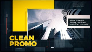 Edge Corporate Slideshow (Videohive After Effects Templates)