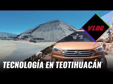 Primeras impresiones Creta 2017 y videos 360 en Teotihuacán